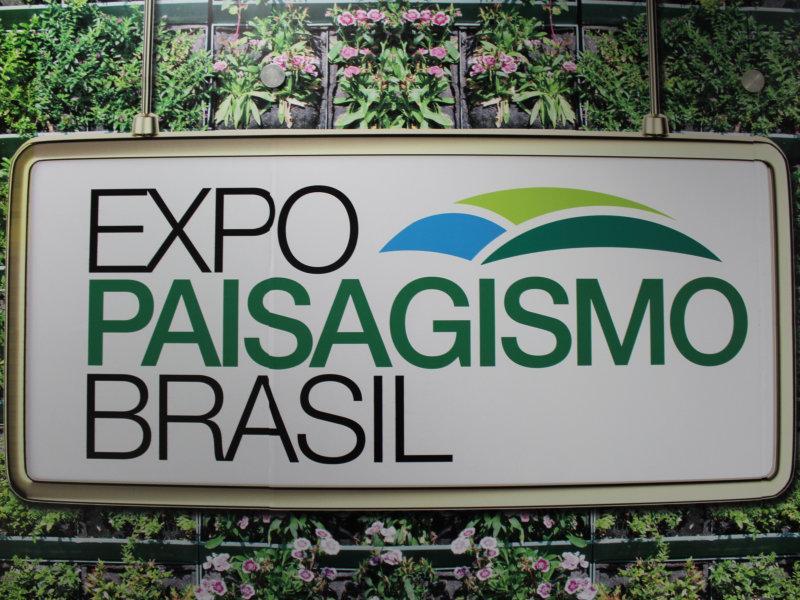 Expo Paisagismo Brasil é sucesso de público, negócios e críticas