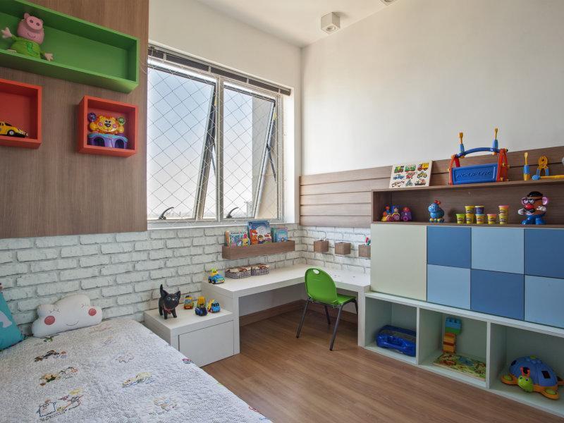 Veja como criar espaços ideais para as crianças
