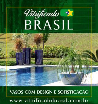 Banner Vitrificado Brasil