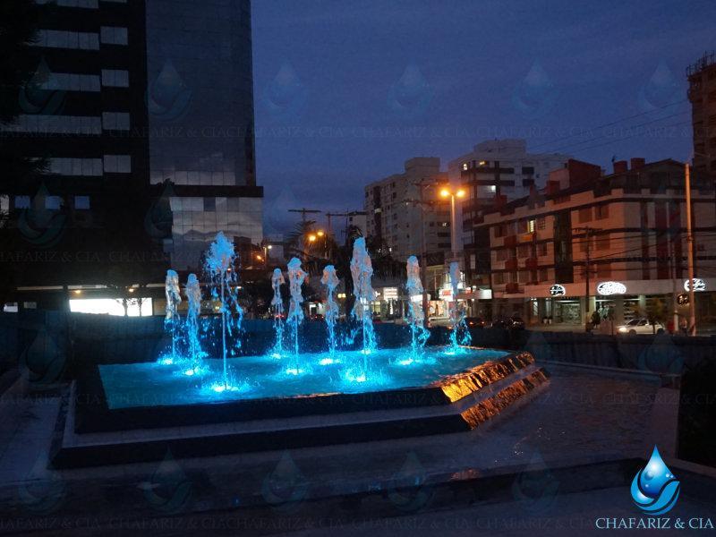 Chafariz & Cia é referência no paisagismo com água