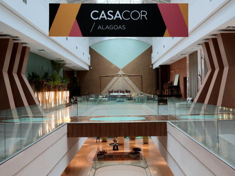 """CASACOR Alagoas 2017 faz homenagem aos 200 anos do Estado e traz como tema """"Foco no Essencial"""""""