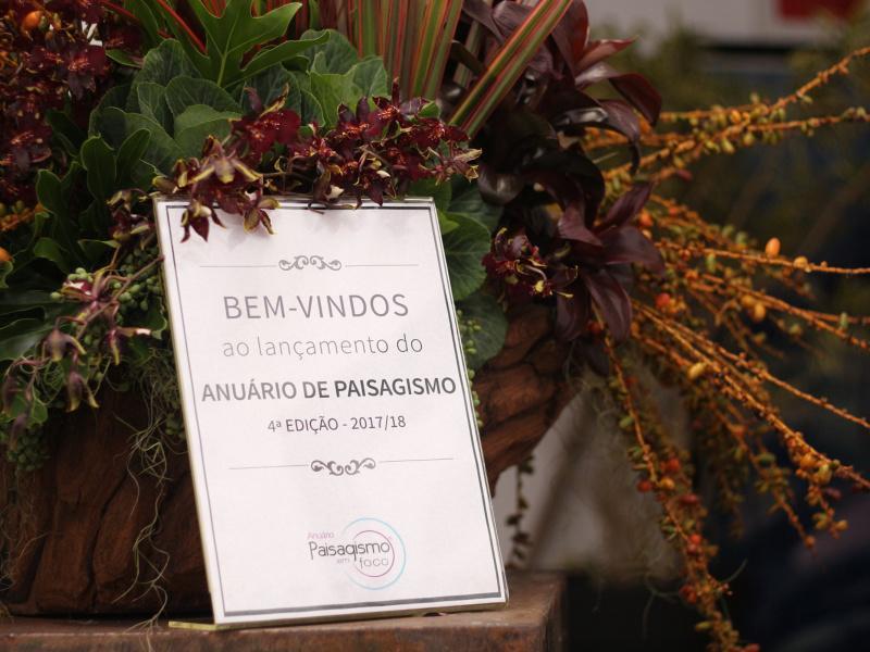Confira a 4ª edição do Anuário de Paisagismo que já é sucesso no mercado