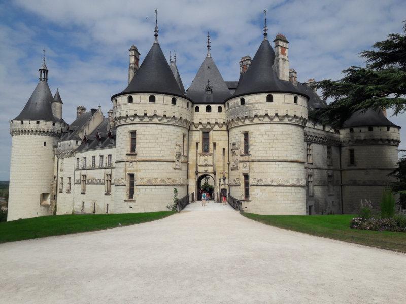 A magia dos castelos franceses e seus fascinantes jardins
