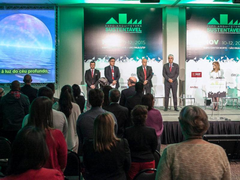 Expo Arquitetura Sustentável 2017 exibe inovações, soluções sustentáveis e conteúdo relevante para toda cadeia da construção