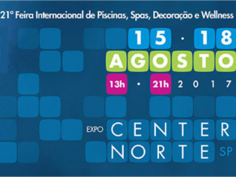 Expolazer 2017 acontece De 15 a 18 de agosto no Expo Center Norte