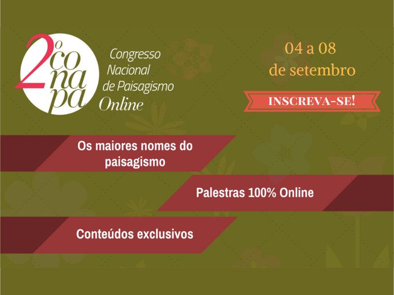 CONAPA - Congresso Nacional de Paisagismo do Brasil