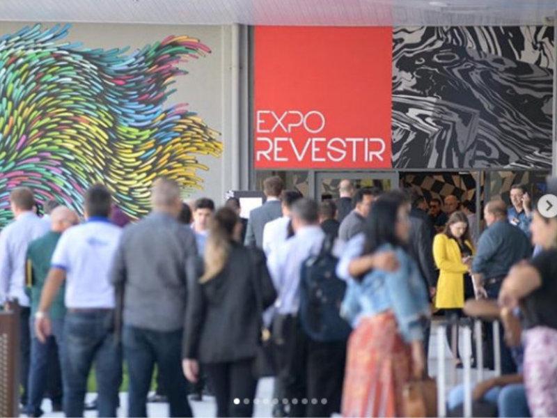 Expo Revestir 2019: Começou a semana intensa de negócios e conhecimento