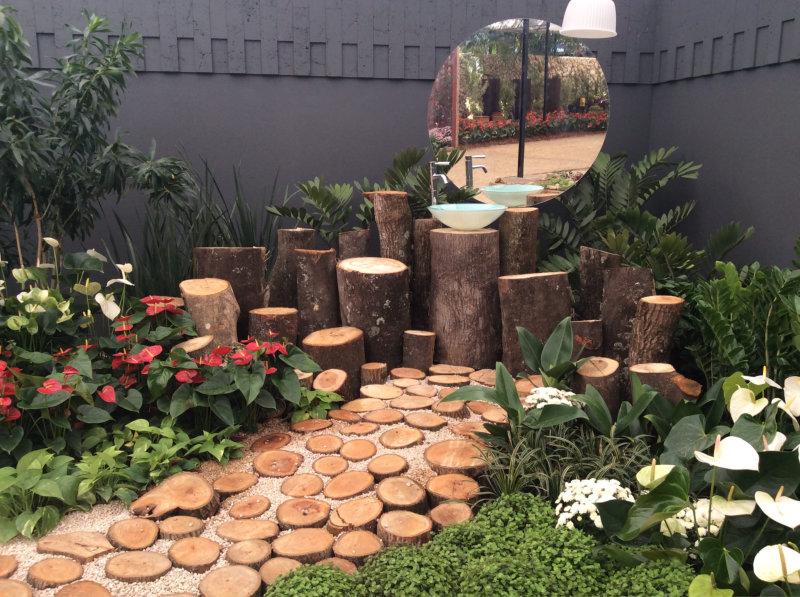 Expoflora convida profissionais para soltar a criatividade em ambientes de paisagismo e decoração
