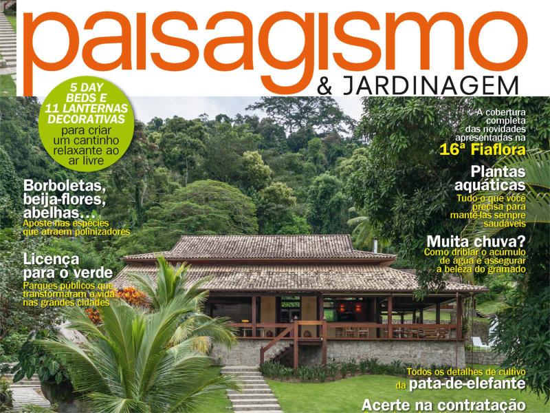 Revista Paisagismo e Jardinagem - Ed. 123