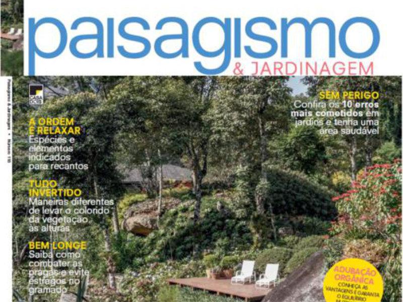 Revista Paisagismo e Jardinagem - Ed. 118