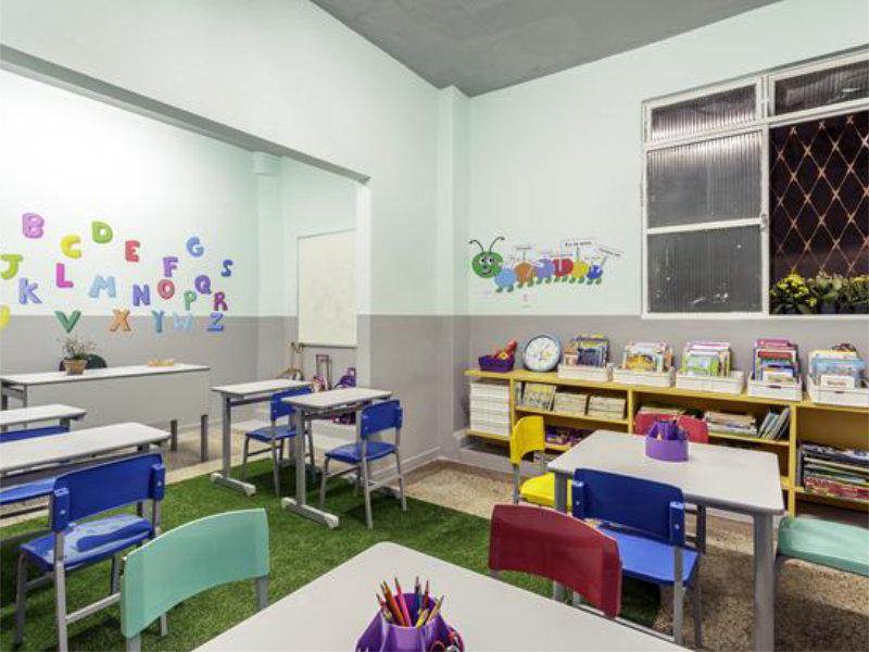 Arquitetos e designers entregam abrigo de crianças totalmente revitalizado