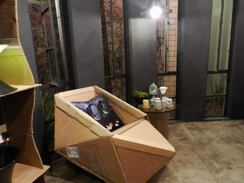 Sustentabilidade ajuda diminuir custos de lojas temporárias