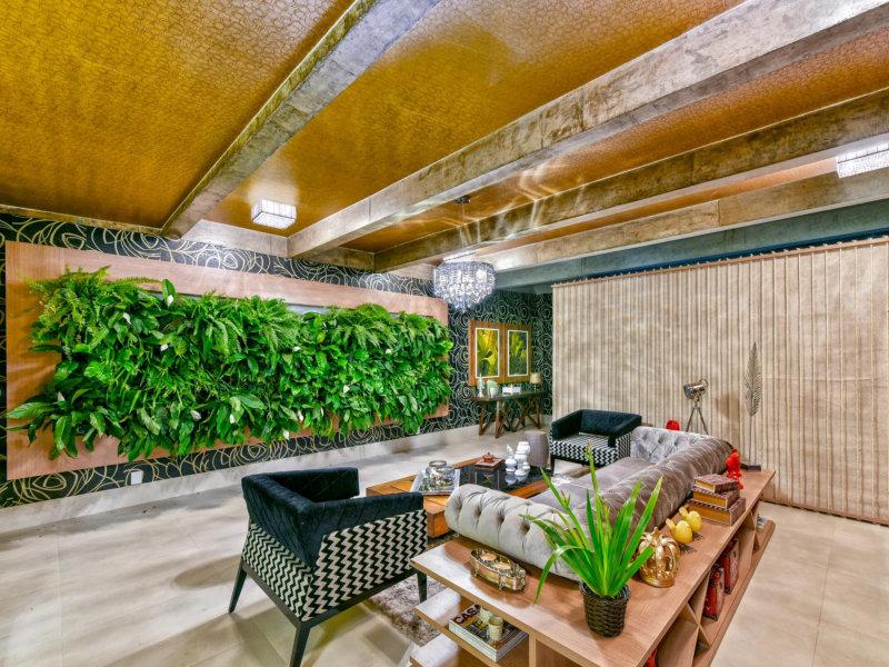 Infiniti Vertical Gardens a melhor tecnologia em jardins verticais